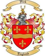 Hick Family Crest