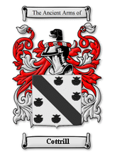Cottrill Family Crest