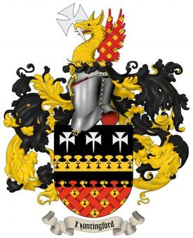 Huntingford Family Crest