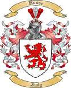 Russo Family Crest