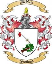 McNew Family Crest