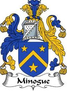 Minogue Family Crest