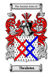 Theakston Family Crest