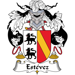 Estevez Family Crest