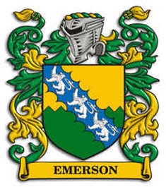 Emerson Family Crest