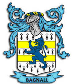 Bagnall Family Crest