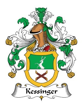 Kessinger Family Crest