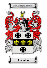 Evenden Family Crest