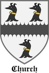 Church Family Crest