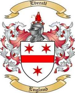Everett Family Crest