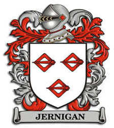 Jernigan Family Crest