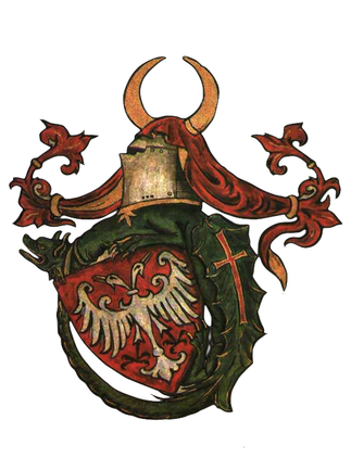 Lazarevic Family Crest