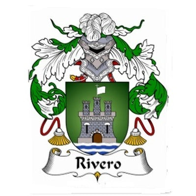 Rivero Family Crest