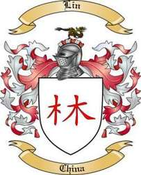 Lin Family Crest