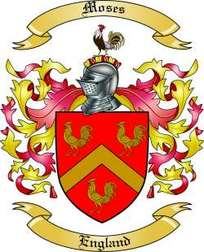 Moses Family Crest