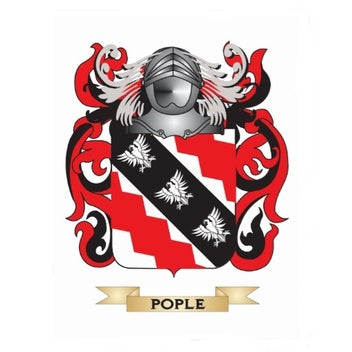 Pople Family Crest