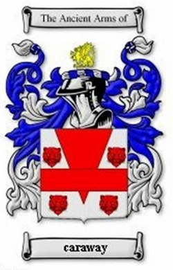 Caraway Family Crest