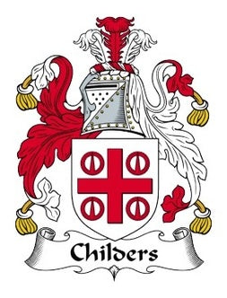 Childers Family Crest