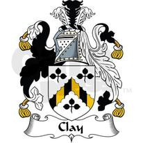 Clay Family Crest