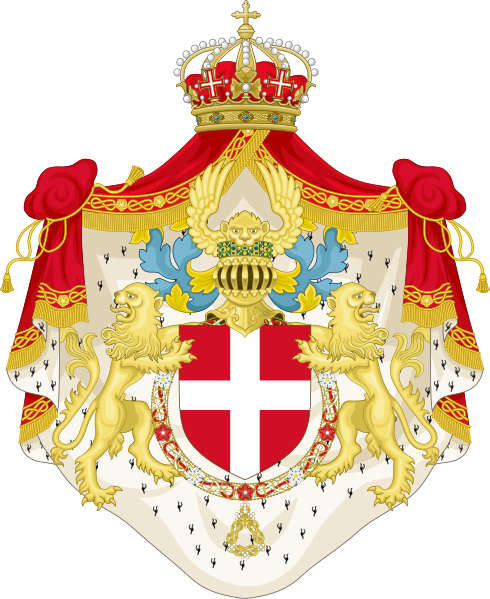 Italy National Arms