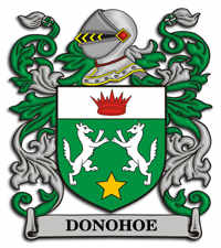 Donohoe Family Crest