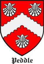 Peddle Family Crest