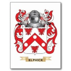 Elphick Family Crest