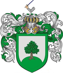 Flanagin Family Crest