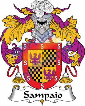 Sampaio Family Crest