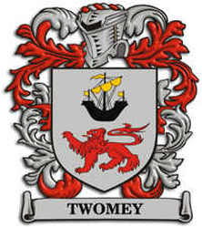 Twomey Family Crest