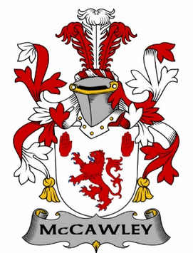McCawley Family Crest