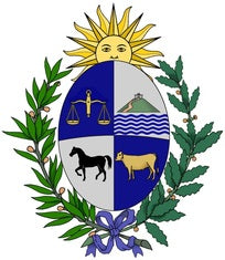 Uruguay National Arms