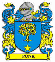 Funk Family Crest