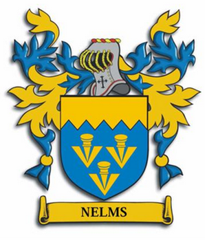 Nelms Family Crest