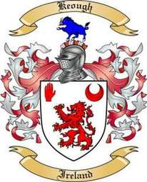 Keough Family Crest