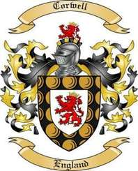 Corwell Family Crest