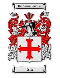 Felts Family Crest