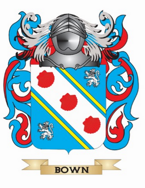 Bown Family Crest