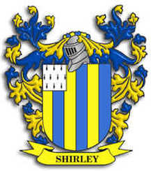 Shirley Family Crest