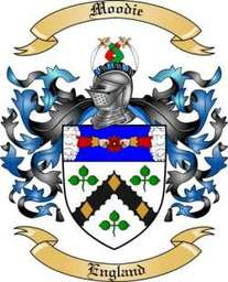 Moodie Family Crest