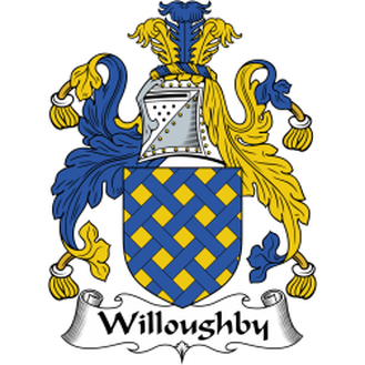 Willoughby Family Crest