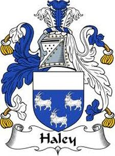 Haley Family Crest