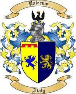 Palermo Family Crest