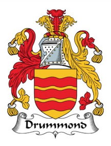 DRUMMOND FAMILY CREST