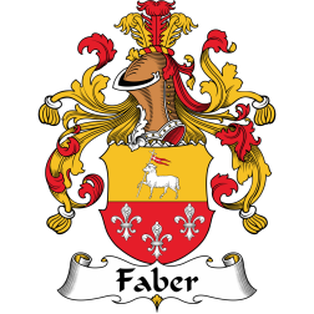 Faber Family Crest