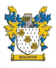 Deighton Family Crest