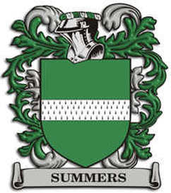 Summers Family Crest