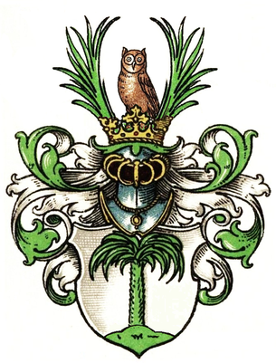 Palm Family Crest
