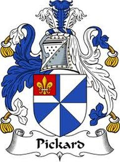 Pickard Family Crest