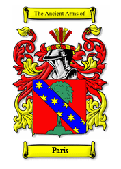 Paris Family Crest